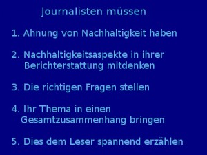 Was Journalsiten tun sollten