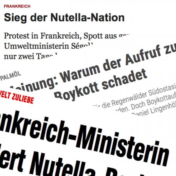 Montage Screenshots von bild.de, spektrum.de und zeit.de